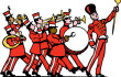 MarchingBandClipArt